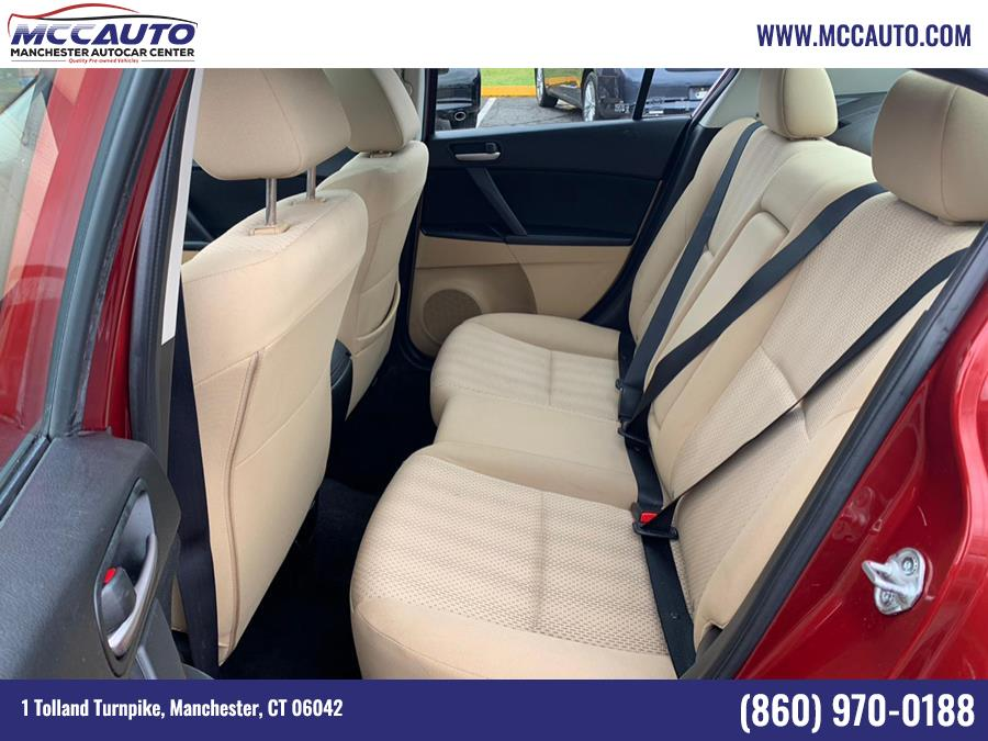 Used Mazda Mazda3 4dr Sdn Auto i Touring 2010 | Manchester Autocar Center. Manchester, Connecticut
