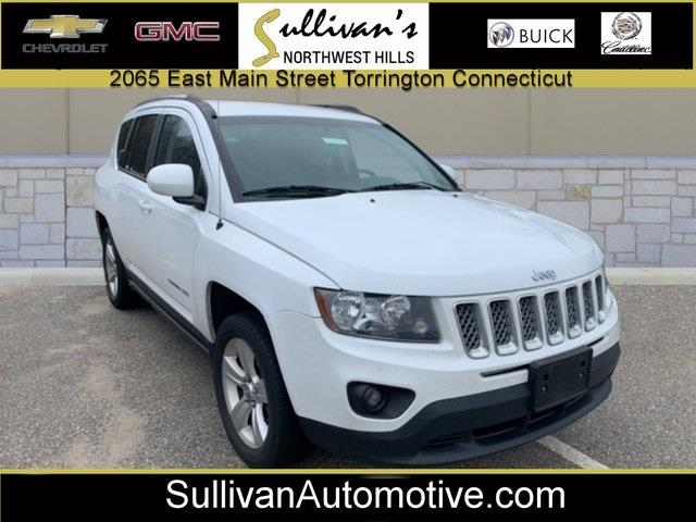 Used 2014 Jeep Compass in Avon, Connecticut | Sullivan Automotive Group. Avon, Connecticut