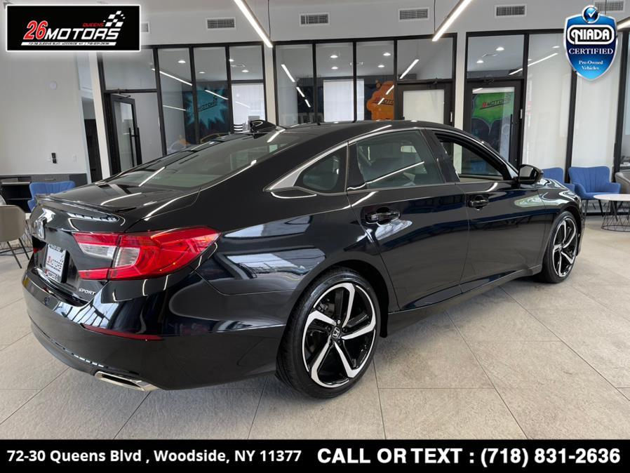 Used Honda Accord Sedan Sport 1.5T CVT 2019 | 26 Motors Queens. Woodside, New York