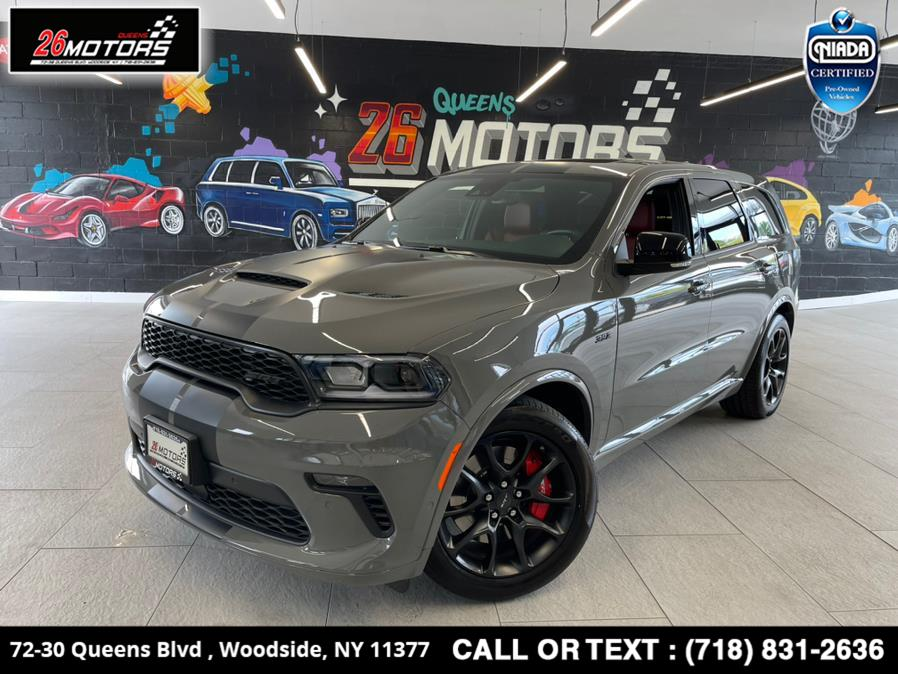 Used 2021 Dodge Durango in Woodside, New York | 26 Motors Queens. Woodside, New York