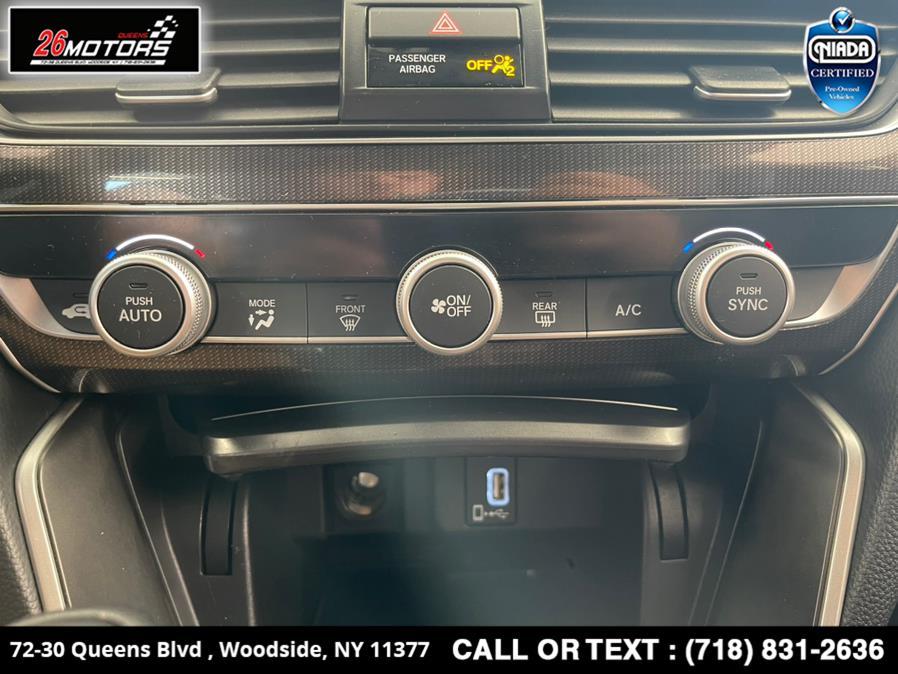 Used Honda Accord Sedan Sport 1.5T CVT 2018   26 Motors Queens. Woodside, New York