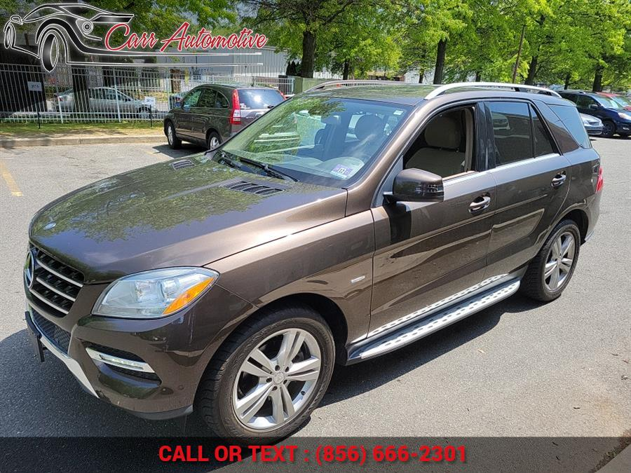Used 2012 Mercedes-Benz M-Class in Delran, New Jersey | Carr Automotive. Delran, New Jersey