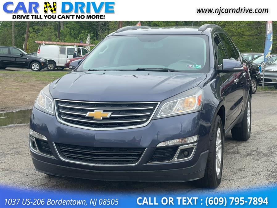 Used Chevrolet Traverse 1LT AWD 2013 | Car N Drive. Bordentown, New Jersey