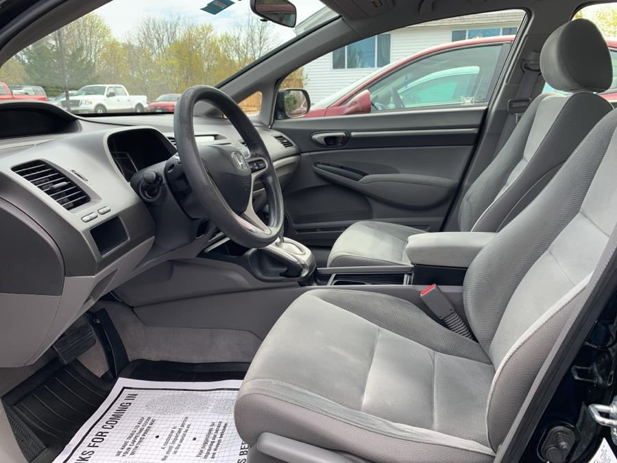 Used Honda Civic Sdn 4dr Auto EX 2009 | Pray's Auto Sales . Bangor , Maine
