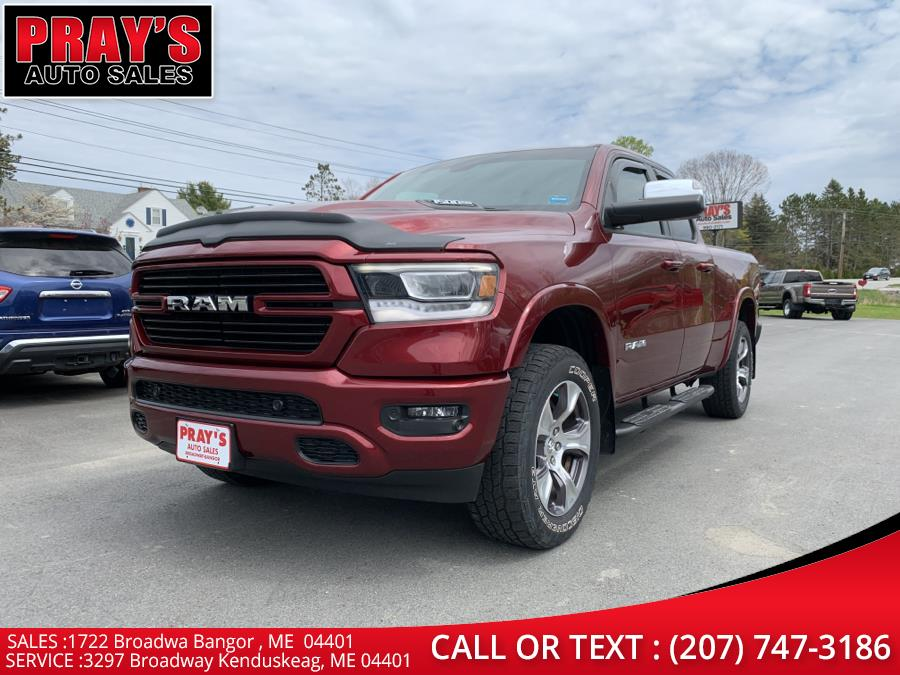 Used 2019 Ram 1500 in Bangor , Maine | Pray's Auto Sales . Bangor , Maine