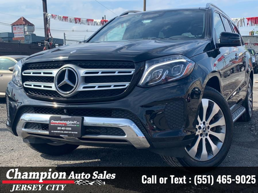 Used 2017 Mercedes-Benz GLS in Jersey City, New Jersey | Champion Auto Sales. Jersey City, New Jersey
