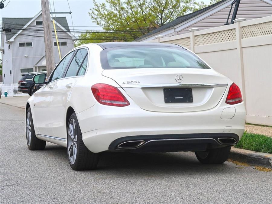 Used Mercedes-benz C-class C 350e 2018 | Auto Expo Ent Inc.. Great Neck, New York