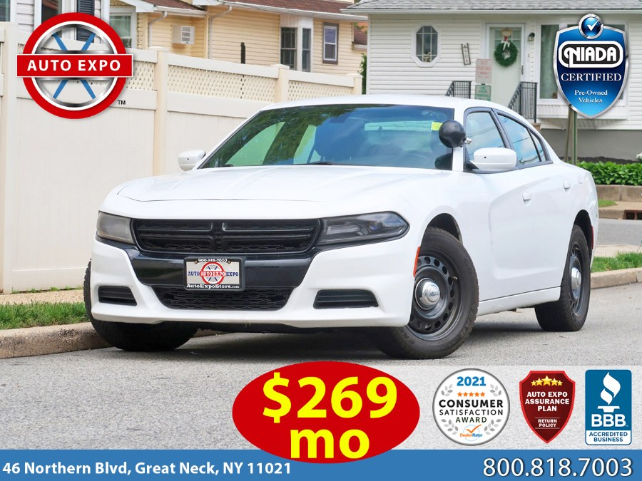 Used Dodge Charger Police 2018 | Auto Expo Ent Inc.. Great Neck, New York