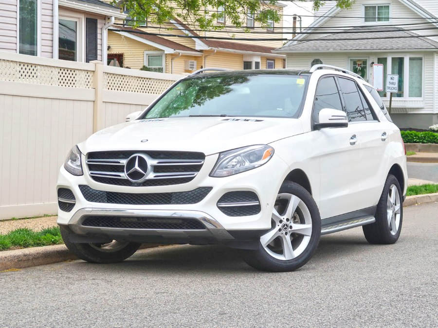 Used Mercedes-benz Gle GLE 350 Designo Package 2017 | Auto Expo Ent Inc.. Great Neck, New York