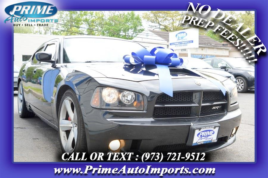 Used Dodge Charger 4dr Sdn SRT8 RWD 2008 | Prime Auto Imports. Bloomingdale, New Jersey