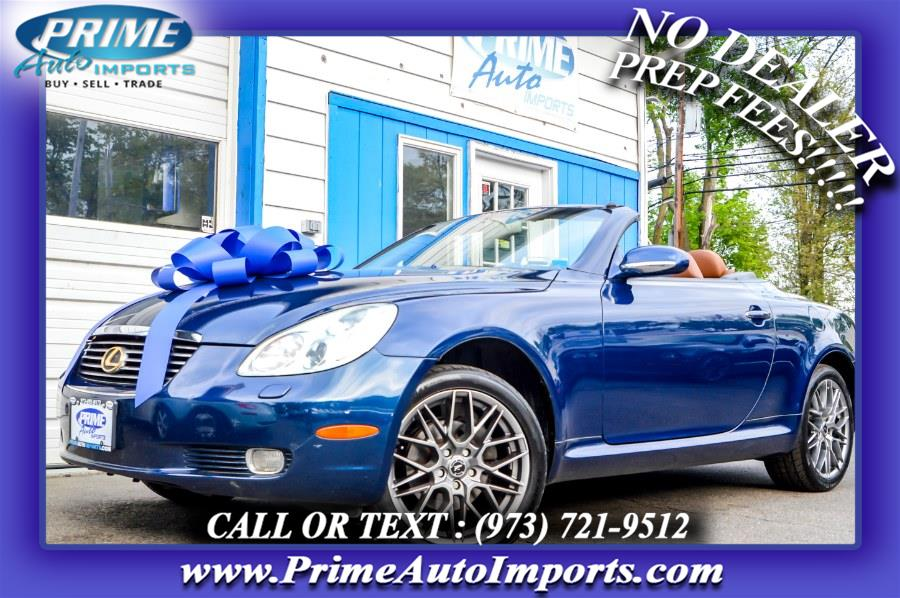 Used 2003 Lexus SC 430 in Bloomingdale, New Jersey | Prime Auto Imports. Bloomingdale, New Jersey