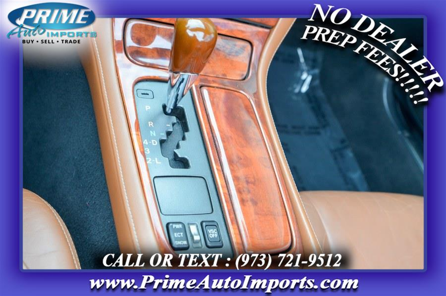Used Lexus SC 430 2dr Convertible 2003 | Prime Auto Imports. Bloomingdale, New Jersey