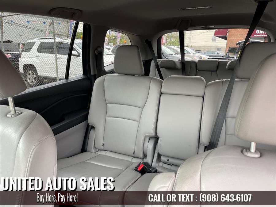Used Honda Pilot EXL 2016   United Auto Sale. Newark, New Jersey