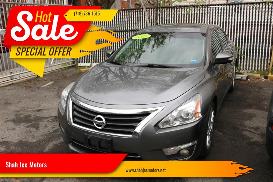 Used 2015 Nissan Altima in Woodside, New York | SJ Motors. Woodside, New York