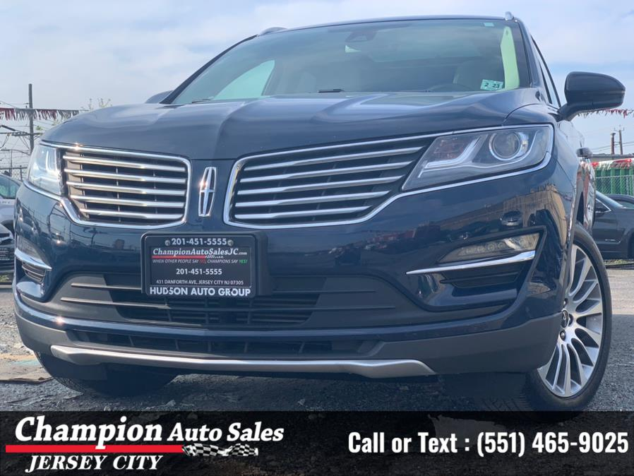 Used Lincoln MKC Reserve AWD 2018   Champion Auto Sales of JC. Jersey City, New Jersey