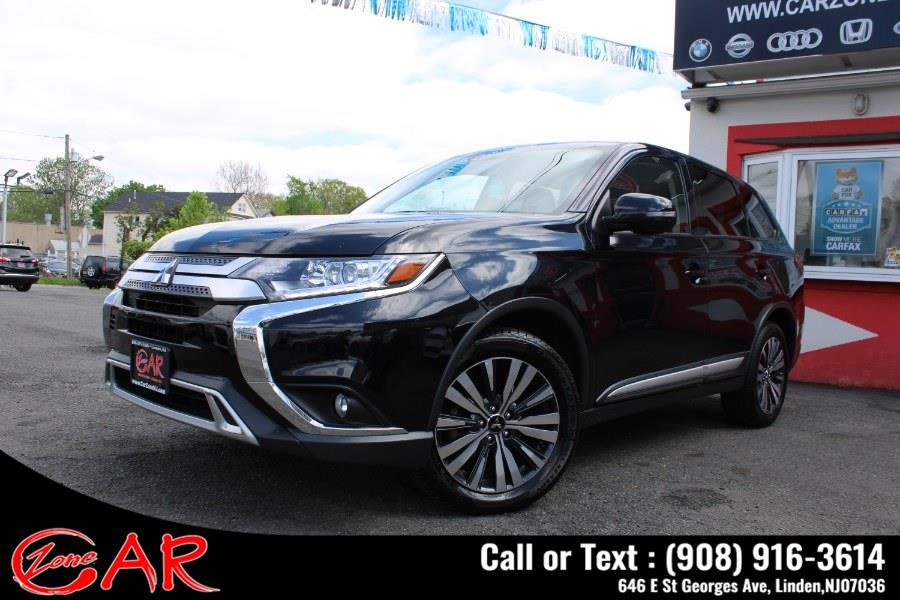 Used Mitsubishi Outlander SEL AWD 2019 | Car Zone. Linden, New Jersey
