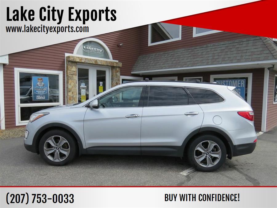Used Hyundai Santa Fe GLS AWD 4dr SUV 2014 | Lake City Exports Inc. Auburn, Maine
