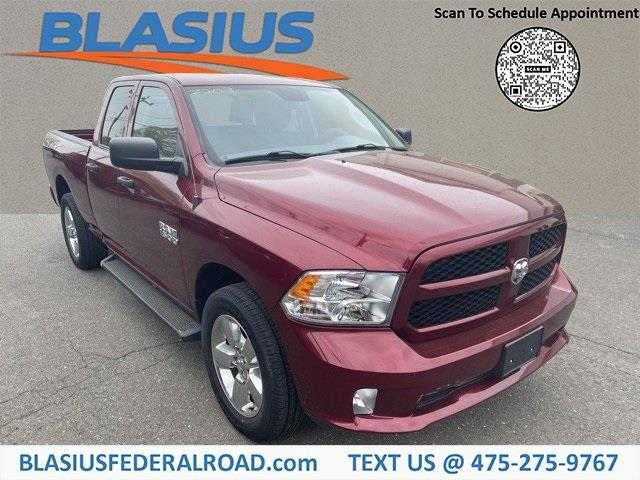 Used Ram 1500 Express 2018 | Blasius Federal Road. Brookfield, Connecticut