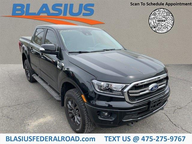 Used Ford Ranger Lariat 2019   Blasius Federal Road. Brookfield, Connecticut