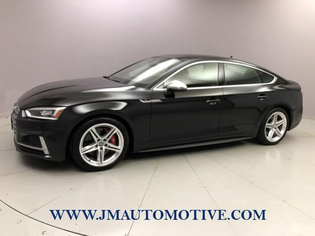 Used 2018 Audi S5 Sportback in Naugatuck, Connecticut | J&M Automotive Sls&Svc LLC. Naugatuck, Connecticut