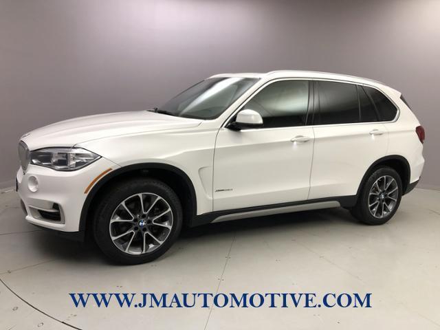 Used 2018 BMW X5 in Naugatuck, Connecticut | J&M Automotive Sls&Svc LLC. Naugatuck, Connecticut