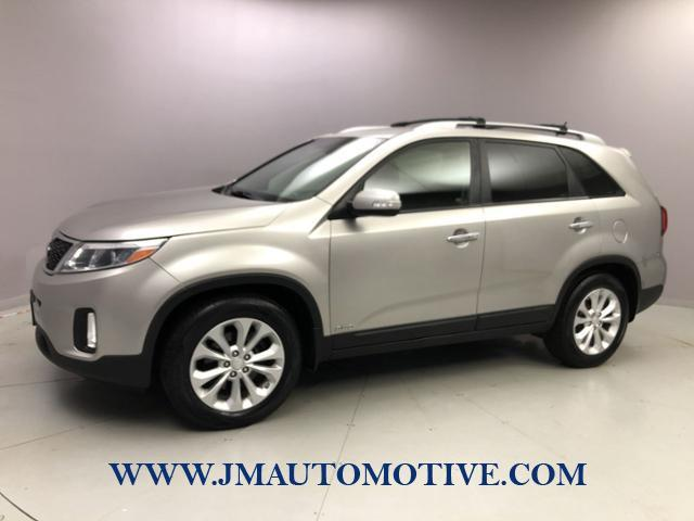 Used 2015 Kia Sorento in Naugatuck, Connecticut | J&M Automotive Sls&Svc LLC. Naugatuck, Connecticut