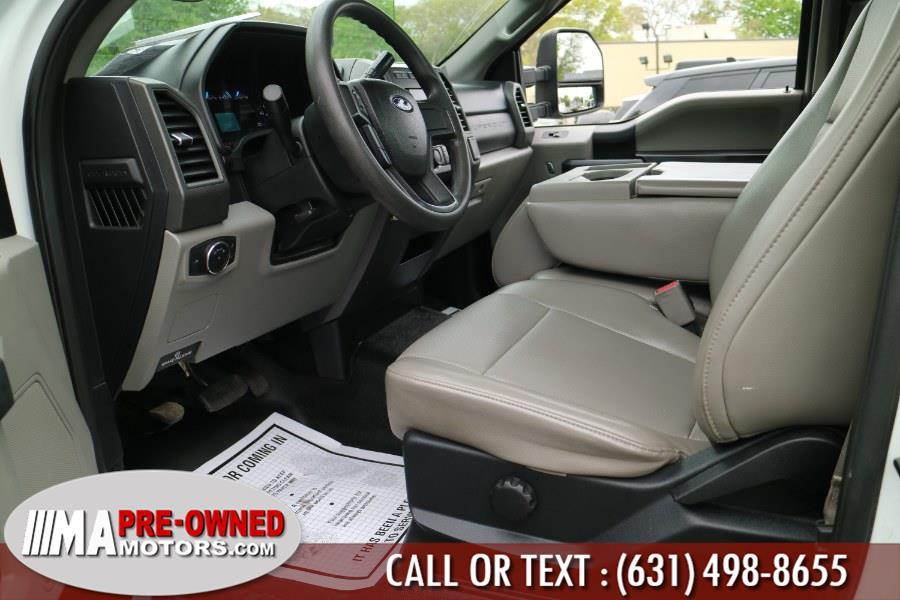 Used Ford Super Duty F-350 SRW diesel XL 4WD Reg Cab 8'' Bed 2017 | M & A Motors. Huntington, New York