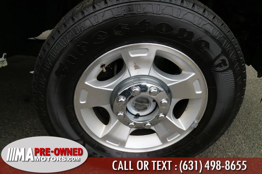 "Used Ford Super Duty F-350 SRW 4WD Reg Cab 137"" XLT 2015   M & A Motors. Huntington, New York"