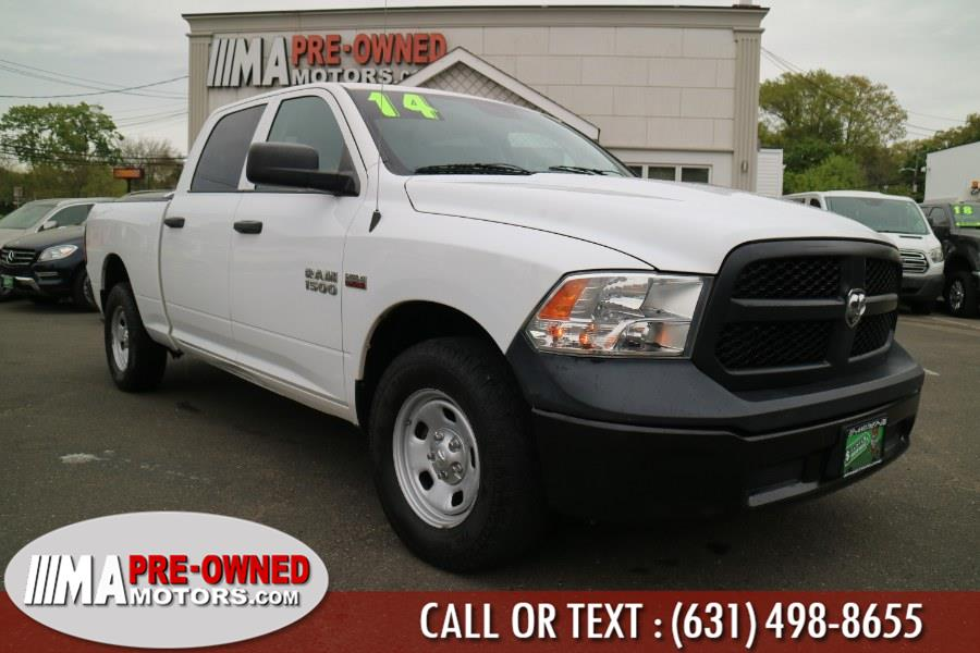 "Used Ram 1500 4WD Crew Cab 149"" Tradesman 2014 