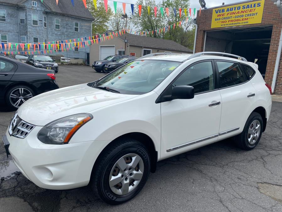 Used Nissan Rogue Select AWD 4dr S 2014   VEB Auto Sales. Hartford, Connecticut