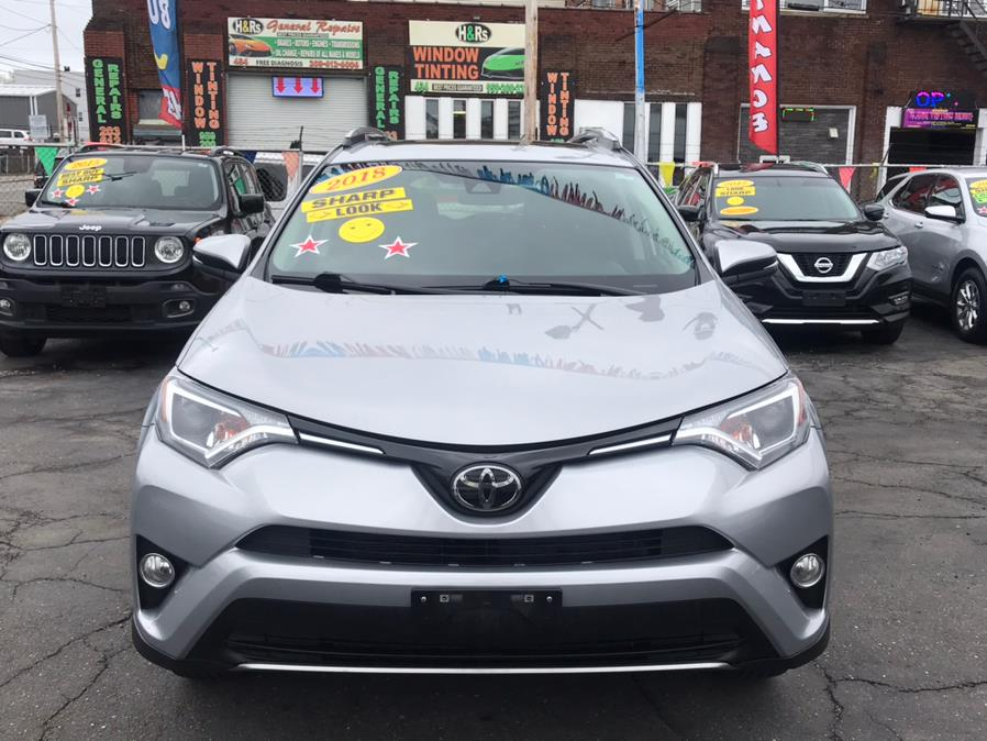 Used Toyota RAV4 XLE FWD 2018   Affordable Motors Inc. Bridgeport, Connecticut