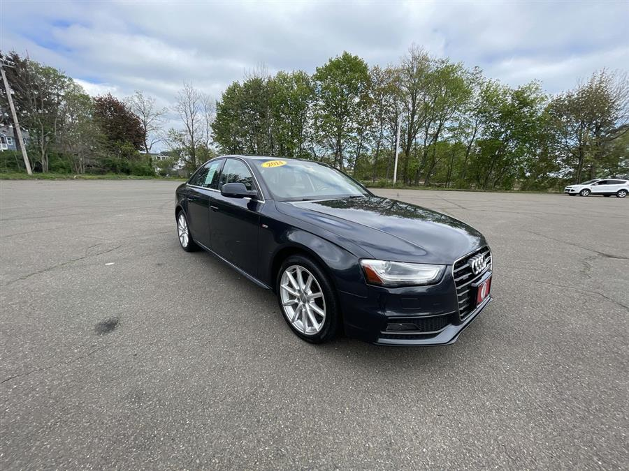 Used 2014 Audi A4 in Stratford, Connecticut | Wiz Leasing Inc. Stratford, Connecticut