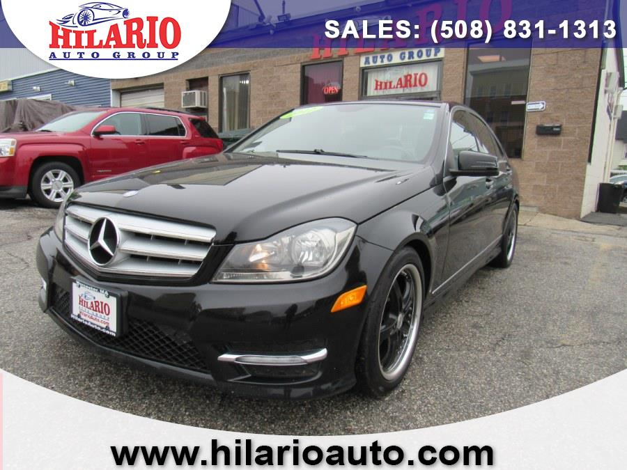 Used 2012 Mercedes-Benz C-Class in Worcester, Massachusetts | Hilario's Auto Sales Inc.. Worcester, Massachusetts