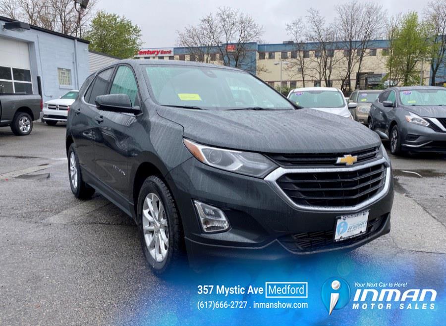 Used Chevrolet Equinox AWD 4dr LT w/1LT 2020 | Inman Motors Sales. Medford, Massachusetts