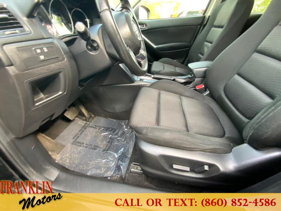 Used Mazda CX-5 AWD 4dr Auto Touring 2014 | Franklin Motors Auto Sales LLC. Hartford, Connecticut