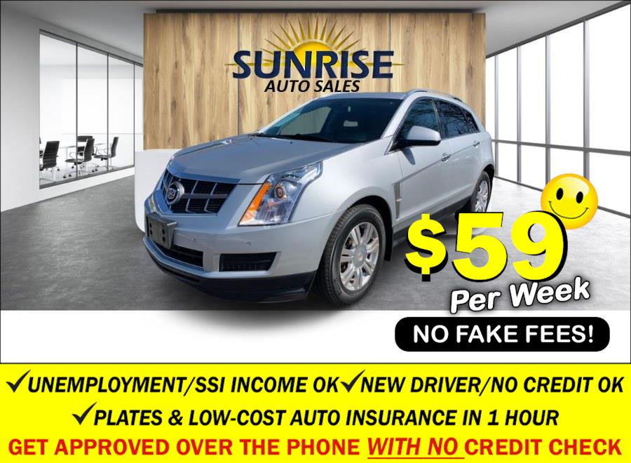 Used 2012 Cadillac SRX in Rosedale, New York | Sunrise Auto Sales. Rosedale, New York