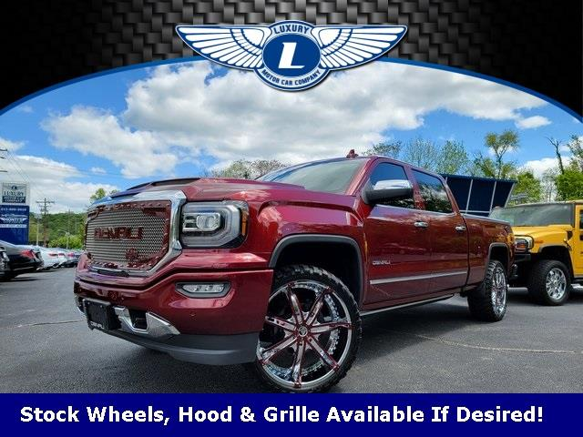 Used GMC Sierra 1500 Denali 2017 | Luxury Motor Car Company. Cincinnati, Ohio