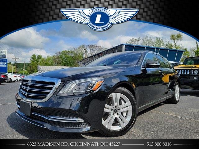Used Mercedes-benz S-class S 450 2018 | Luxury Motor Car Company. Cincinnati, Ohio
