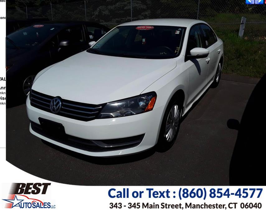 Used 2014 Volkswagen Passat in Manchester, Connecticut | Best Auto Sales LLC. Manchester, Connecticut