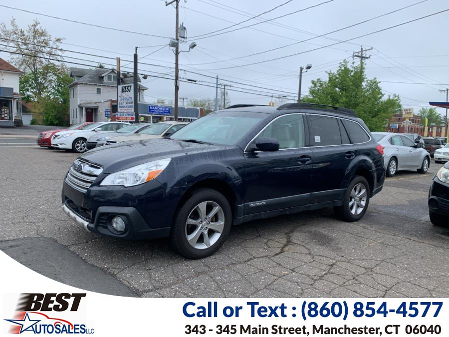 Used Subaru Outback 4dr Wgn H4 Auto 2.5i Limited 2013 | Best Auto Sales LLC. Manchester, Connecticut