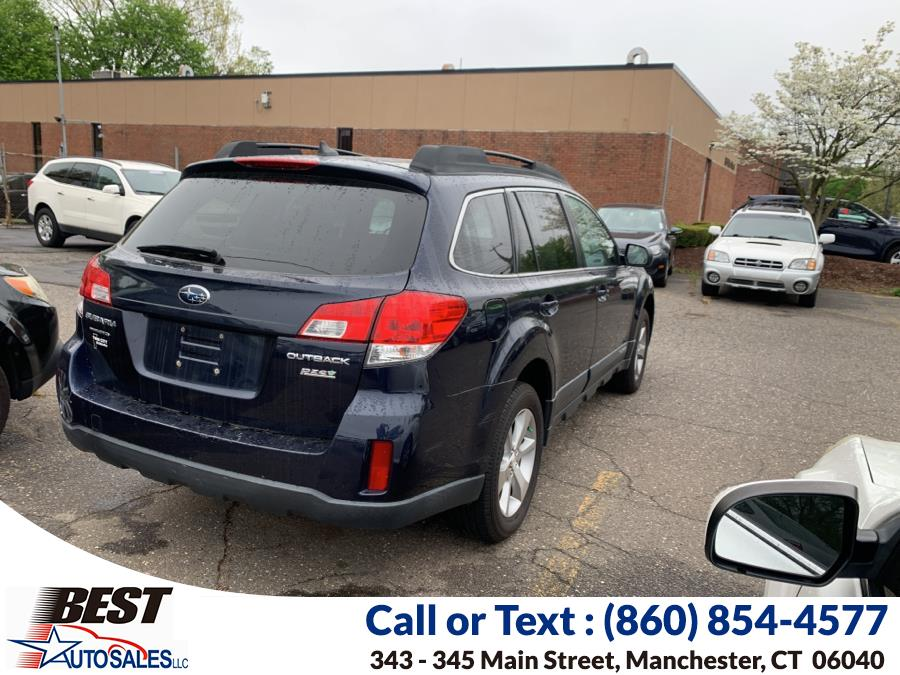 Used Subaru Outback 4dr Wgn H4 Auto 2.5i Limited 2013   Best Auto Sales LLC. Manchester, Connecticut