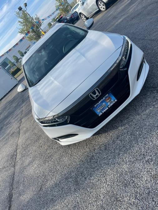 Used Honda Accord Sedan Sport 1.5T CVT 2018 | Peak Automotive Inc.. Bayshore, New York