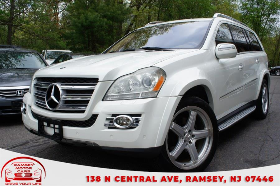 Used 2009 Mercedes-Benz GL-Class in Ramsey, New Jersey | Ramsey Motor Cars Inc. Ramsey, New Jersey