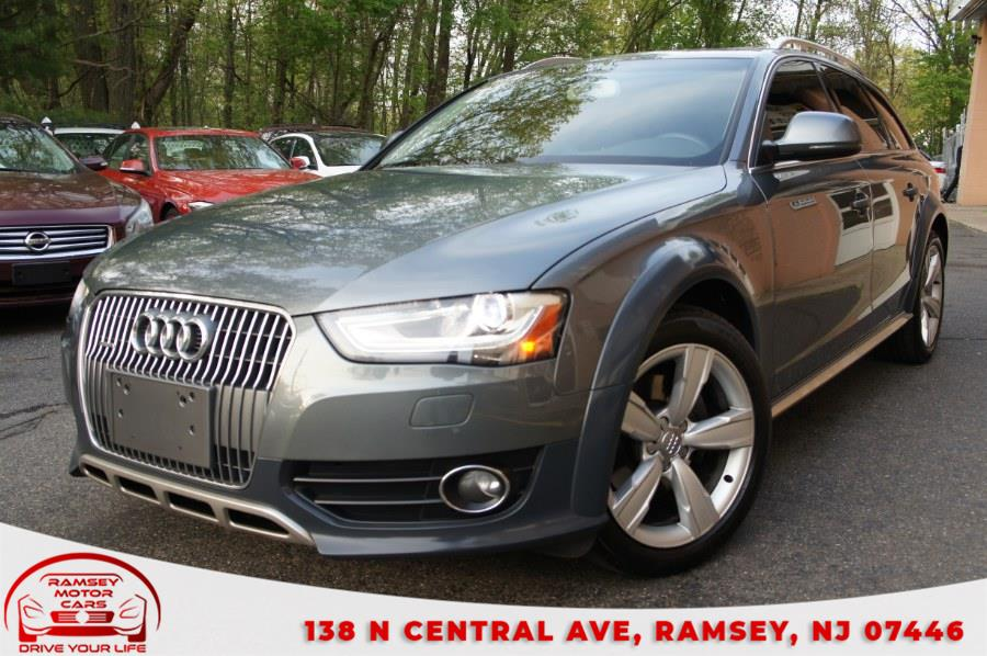 Used 2013 Audi a4 allroad in Ramsey, New Jersey | Ramsey Motor Cars Inc. Ramsey, New Jersey
