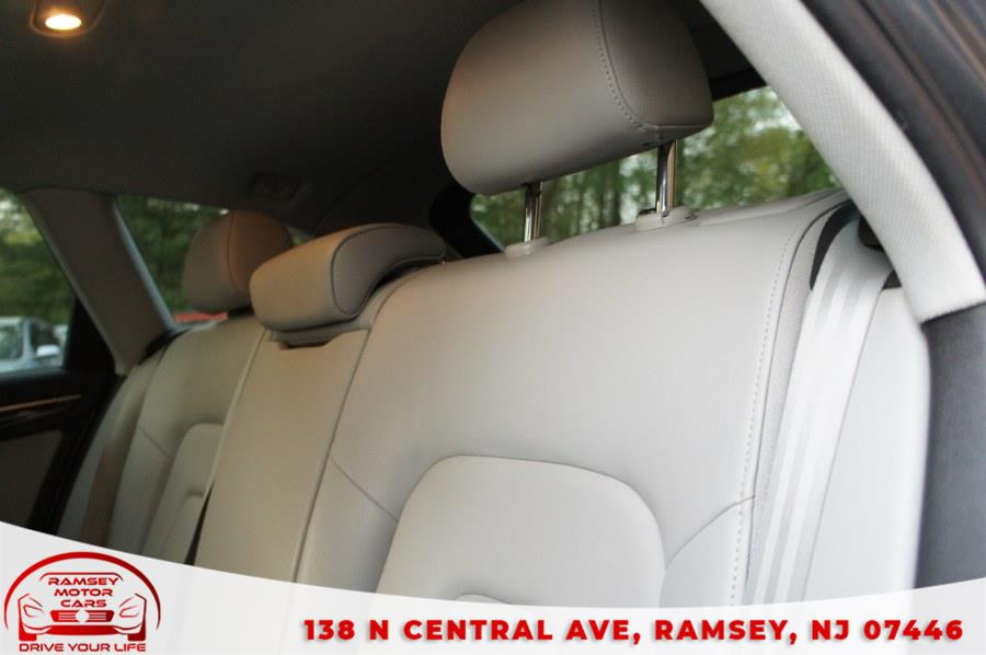 Used Audi a4 allroad 4dr Wgn Premium  Plus 2013 | Ramsey Motor Cars Inc. Ramsey, New Jersey