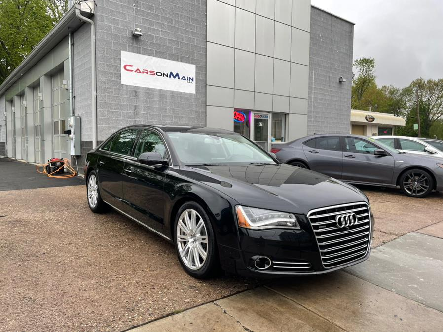 Used Audi A8 L 4dr Sdn 3.0T 2014 | Carsonmain LLC. Manchester, Connecticut