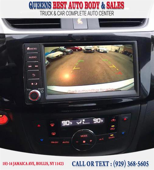 Used Nissan Sentra SV 2019 | Queens Best Auto Body / Sales. Hollis, New York