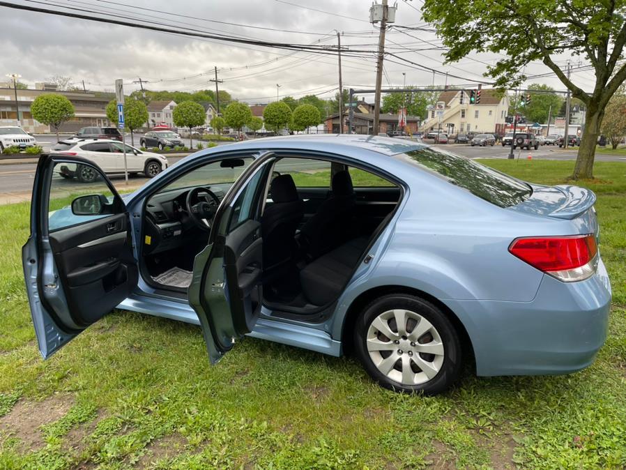 Used Subaru Legacy 4dr Sdn H4 Man 2010   Safe Used Auto Sales LLC. Danbury, Connecticut