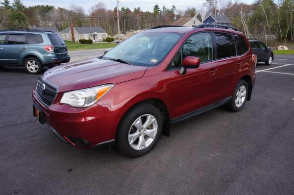 Used 2015 Subaru Forester in Bow , New Hampshire | Extreme Machines. Bow , New Hampshire
