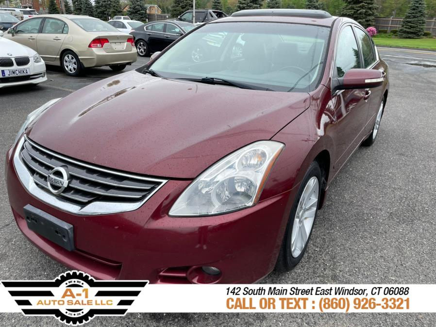 Used Nissan Altima 4dr Sdn V6 CVT 3.5 SR 2010 | A1 Auto Sale LLC. East Windsor, Connecticut